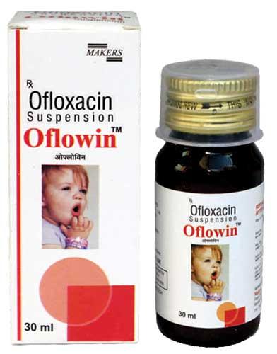 Ofloxacin Dosage
